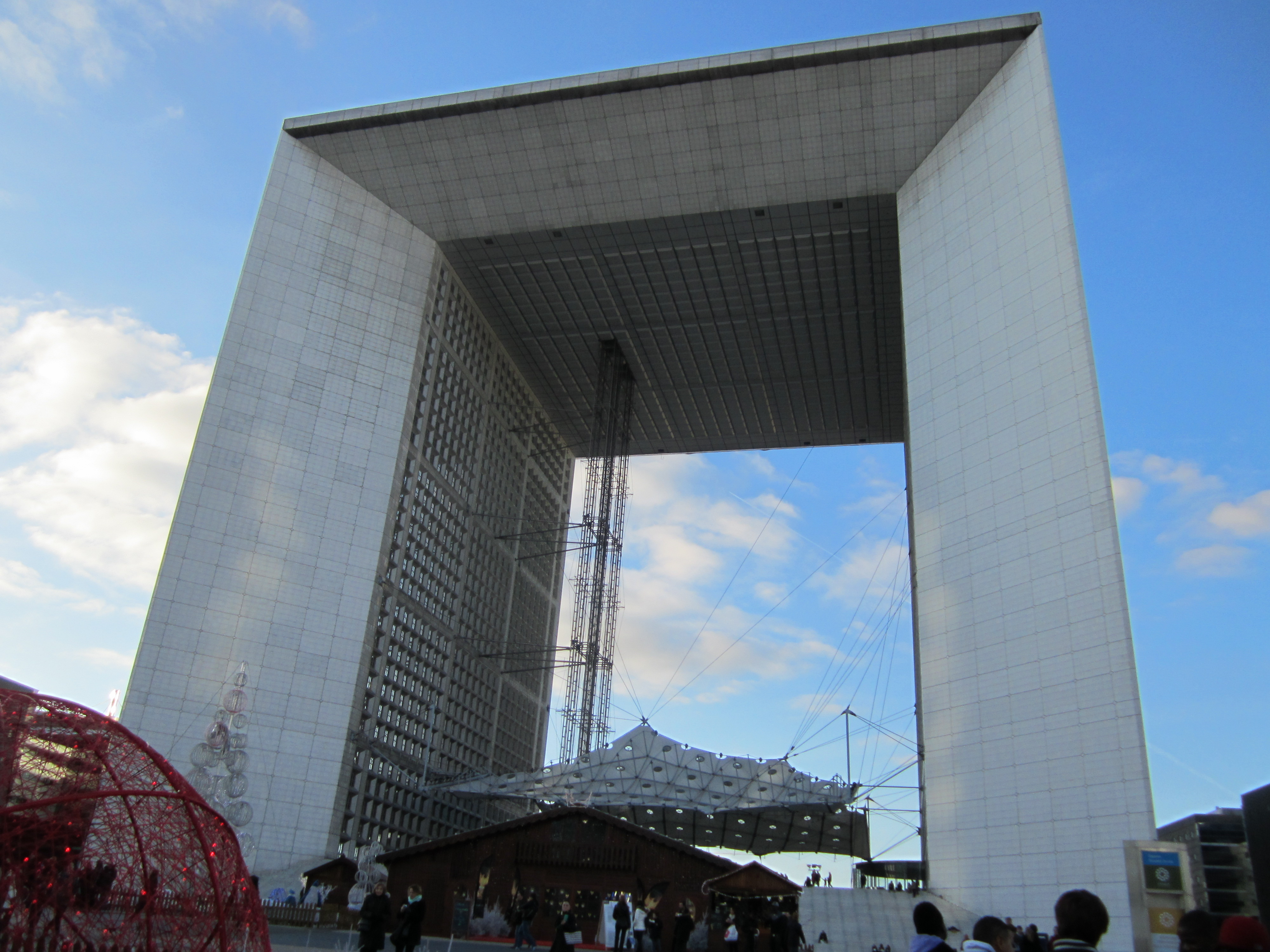 Grand Arc, Paris, France