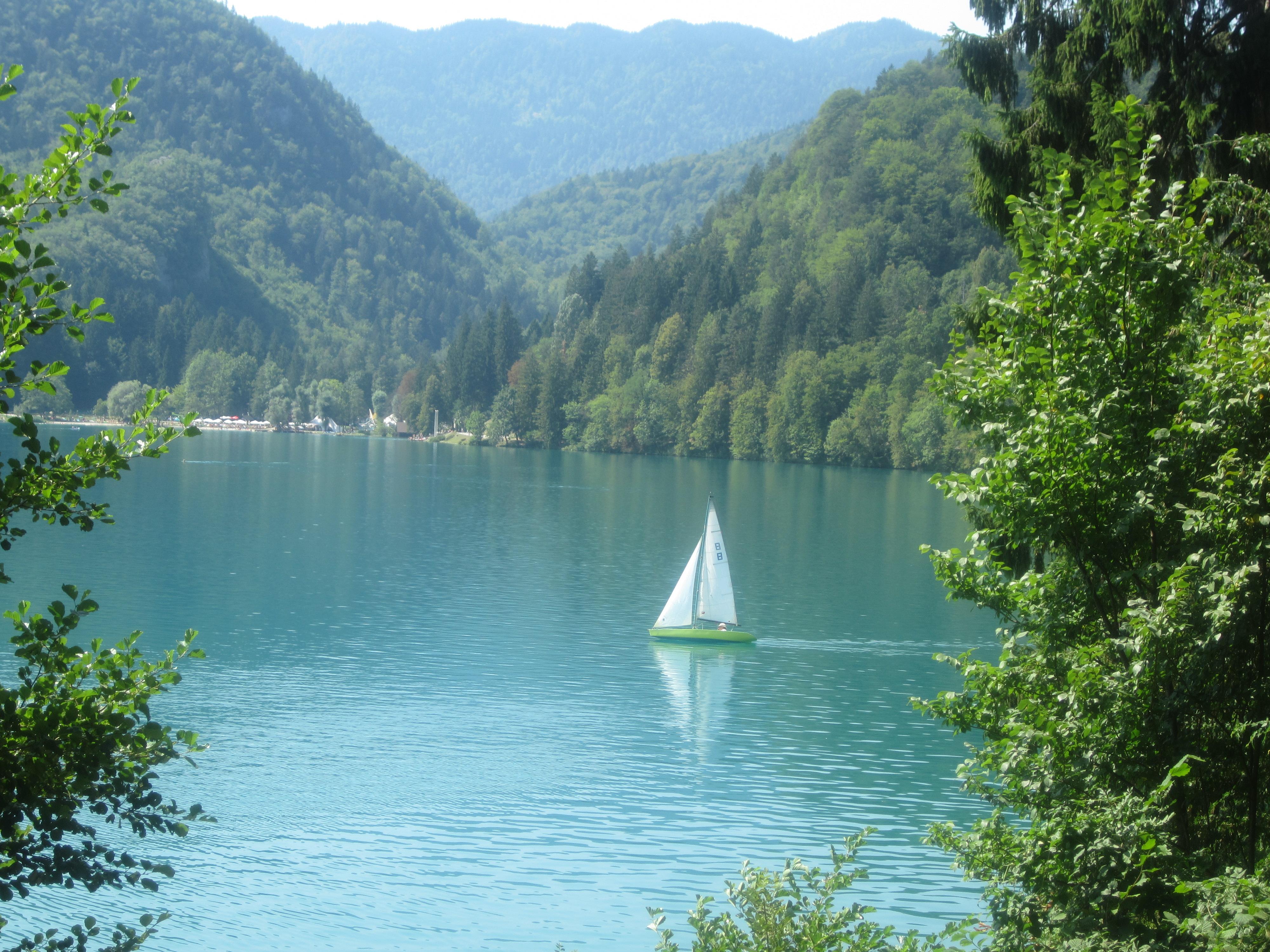 Blade Lake, Slovenia