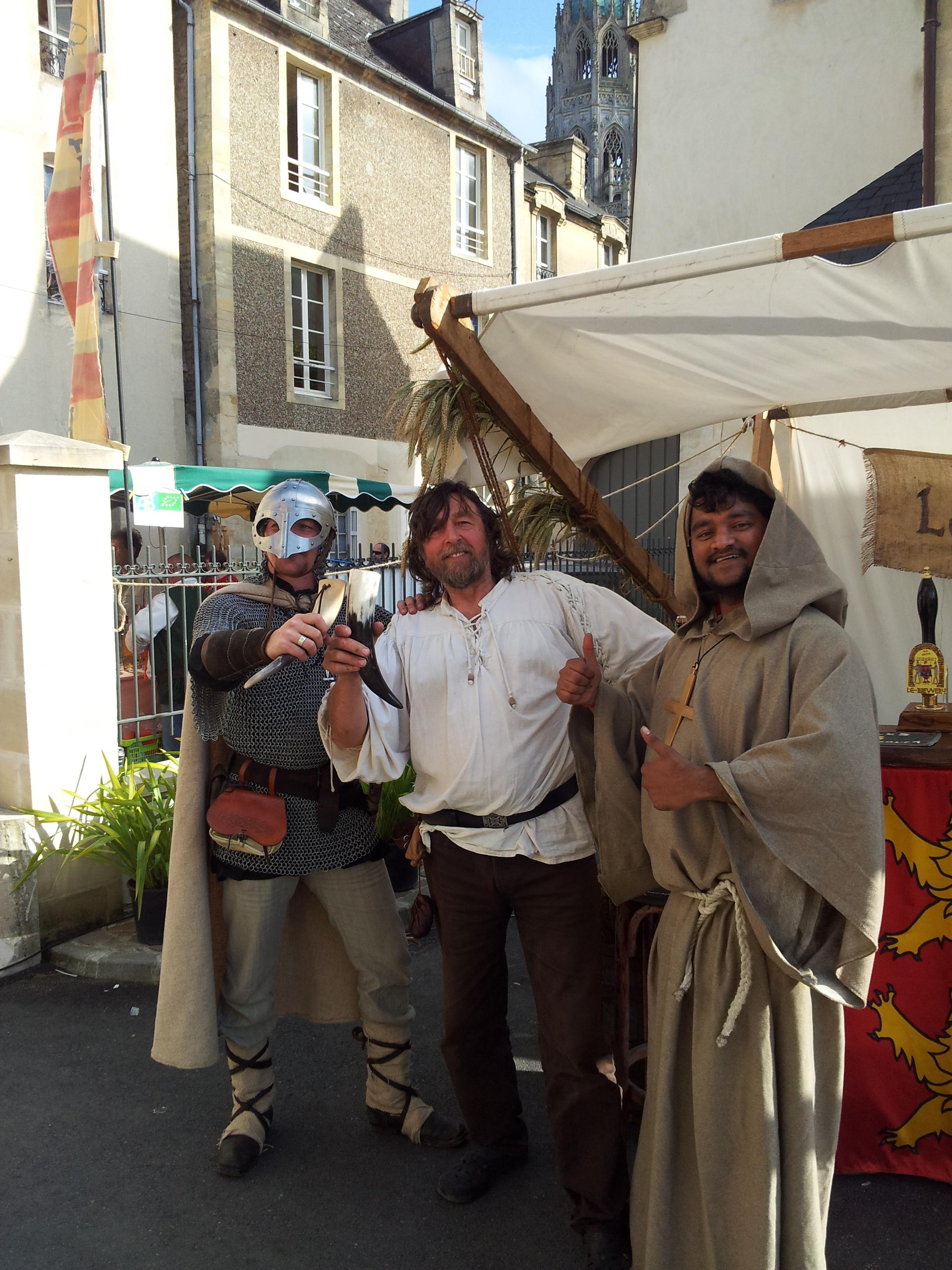 Medival Festival Bayeux, France