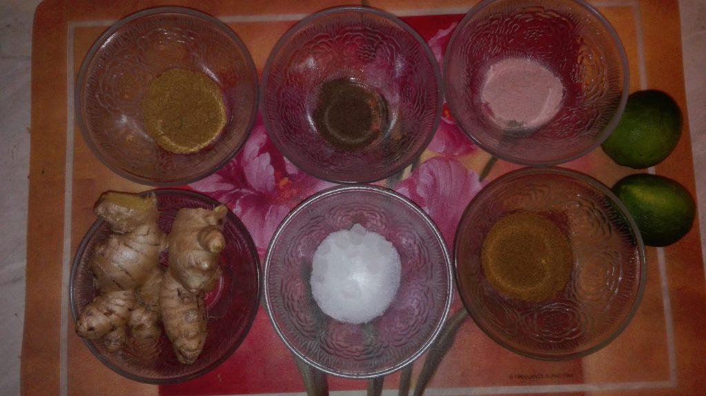 Rheumatoid Arthritis Treatment - Anti inflammation Ginger Paste