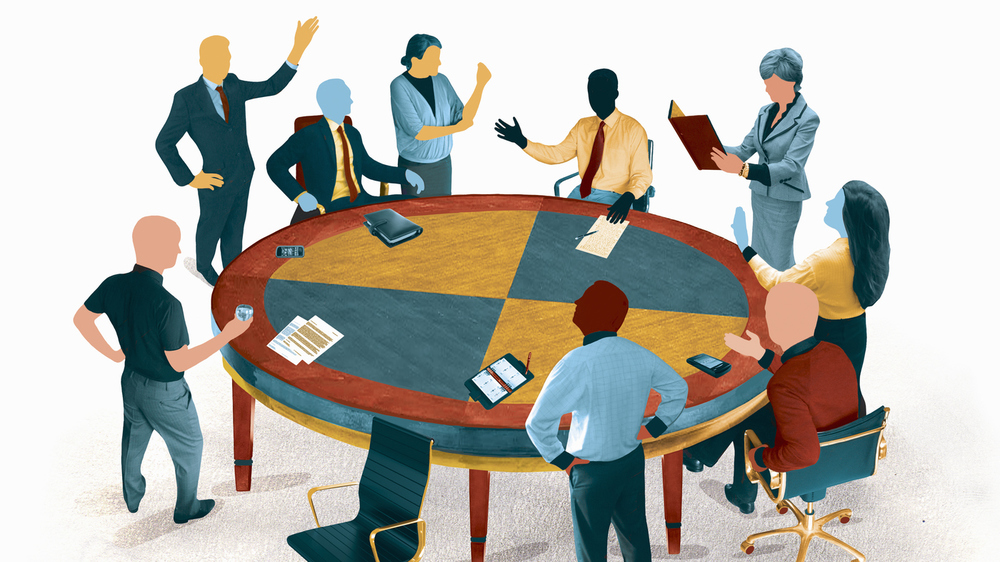 effective and efficient meetings