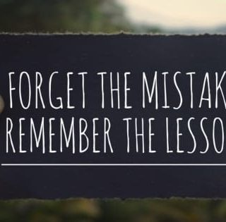 Lessons learned about living successful life